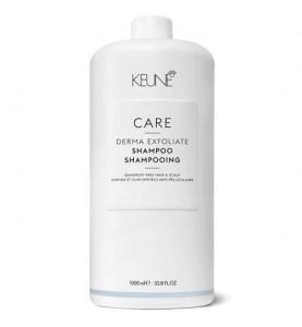 Keune Care Derma Exfoliate Shampoo / Шампунь отшелушивающий, 1000 мл