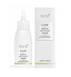 Keune Care Derma Activate Lotion / Лосьон против выпадения волос, 75 мл