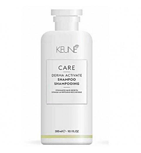 Keune Care Derma Activate Shampoo / Шампунь против выпадения волос, 300 мл