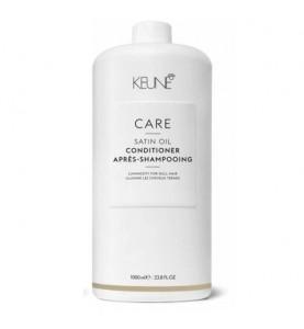 Keune Care Satin Oil Conditioner / Кондиционер Шелковый уход, 1000 мл