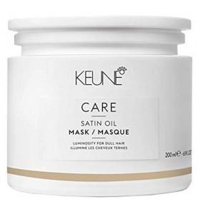 Keune Care Satin Oil Mask / Маска Шелковый уход, 200 мл