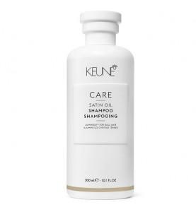 Keune Care Satin Oil Shampoo / Шампунь Шелковый уход, 300 мл