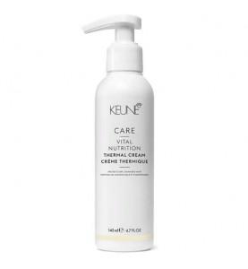Keune Care Vital Nutr Thermal Cream / Крем термо-защита Основное питание, 140 мл