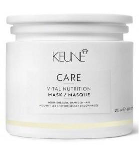 Keune Care Vital Nutrition Mask / Маска Основное питание, 200 мл