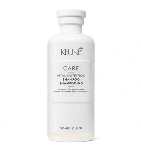 Keune Care Vital Nutrition Shampoo / Шампунь Основное питание, 300 мл