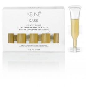 Keune Miracle Elixir Keratin Booster / Миракл Эликсир Бустер Концентрированный кератиновый бустер, 15*2 мл