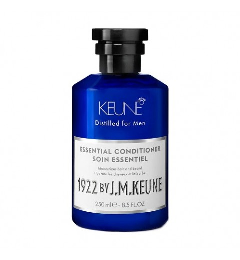 Keune 1922 Essential Conditioner / Универсальный кондиционер для волос и бороды, 250 мл