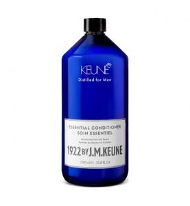 Keune 1922 Essential Conditioner / Универсальный кондиционер для волос и бороды, 1000 мл