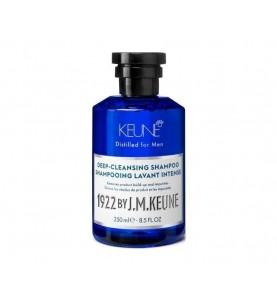 Keune 1922 Deep-Cleansing Shampoo / Очищающий шампунь, 250 мл