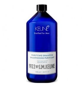 Keune 1922 Purifying Shampoo / Обновляющий шампунь против перхоти, 1000 мл