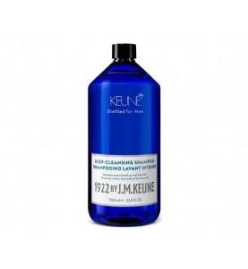 Keune 1922 Deep-Cleansing Shampoo / Очищающий шампунь, 1000 мл