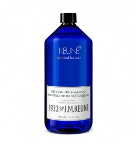 Keune 1922 Refreshing Shampoo / Освежающий шампунь, 1000 мл