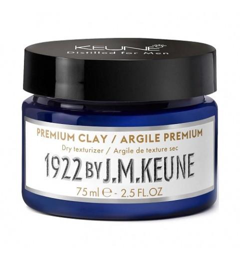 Keune 1922 Premium Clay / Глина для волос Премиум, 75 мл