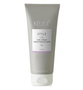 Keune Style Curl Cream / Стиль Крем для ухода и укладки вьющихся волос, 200 мл