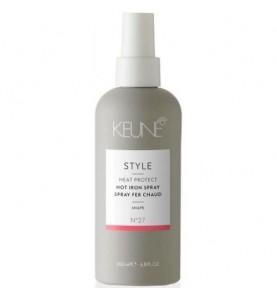 Keune Style Hot Iron Spray / Стиль Спрей для укладки утюжками, 200 мл