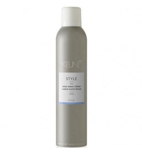 Keune Style High Impact Spray / Стиль Лак для волос сильной фиксации, 300 мл