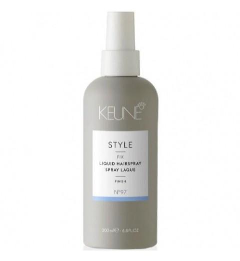 Keune Style Liquid Hairspray / Стиль Лак неаэрозольный, 200 мл