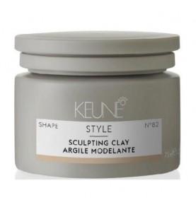 Keune Style Sculpting Clay / Стиль Глина скульптурирующая, 75 мл