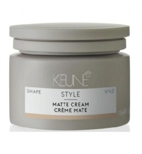 Keune Style Matte Cream / Стиль Крем матирующий, 75 мл