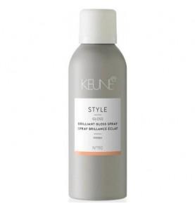 Keune Style Brilliant Gloss Spray / Стиль Блеск-спрей бриллиантовый, 200 мл