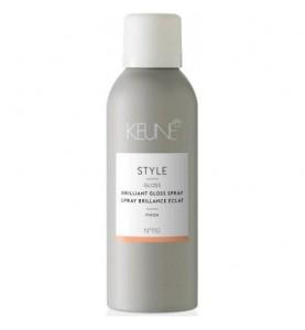 Keune Style Brilliant Gloss Spray / Стиль Блеск-спрей бриллиантовый, 500 мл
