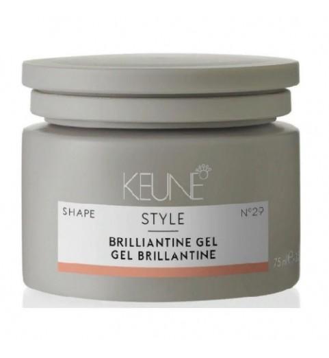 Keune Style Brilliantine Gel / Стиль Гель бриллиантин, 75 мл