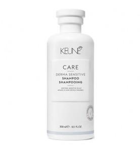 Keune Care Derma Sensitive Shampoo / Шампунь для чувствительной кожи головы, 300 мл