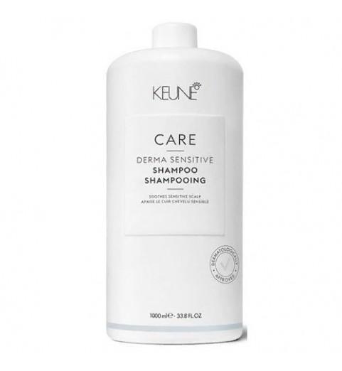 Keune Care Derma Sensitive Shampoo / Шампунь для чувствительной кожи головы, 1000 мл