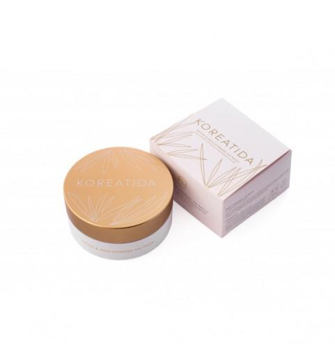 Koreatida Peptide & Gold Hydrogel Eye Patch, standart pack / Патчи для глаз с пептидами и коллоидным золотом, 60 шт
