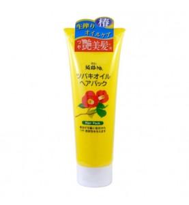 Kurobara Camellia Oil Hair Pack / Восстанавливающая маска для повреждённых волос с маслом камелии японской, 280 гр