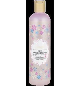 Laggie Clay Moist Shampoo / Шампунь для ухода за чувствительной кожей головы, восстановления и увлажнения поврежденных волос, 300 мл