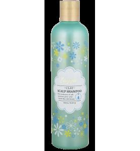 Laggie Clay Scalp Shampoo / Шампунь для интенсивного ухода, увлажнения и питания кожи головы и волос, 300 мл