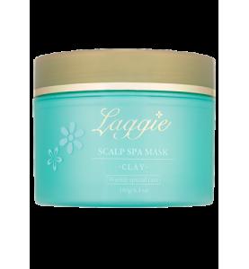 Laggie Scalp Spa Mask / Интенсивная маска для лечения кожи головы и восстановления сильно поврежденных волос, 180 г