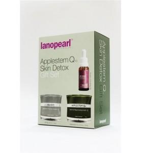 Lanopearl Applestem Q10Skin Detox / Набор омоложение кожи, 50+50+25 мл