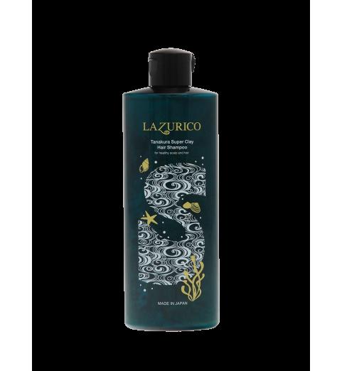 Lazurico (Лазурико) Tanakura Super Clay Hair Shampoo / Шампунь против выпадения, для стимуляции роста, 300 мл