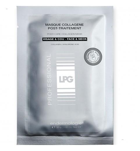 LPG Post-Care Collagen Mask / Завершающая коллагеновая маска, 1 шт