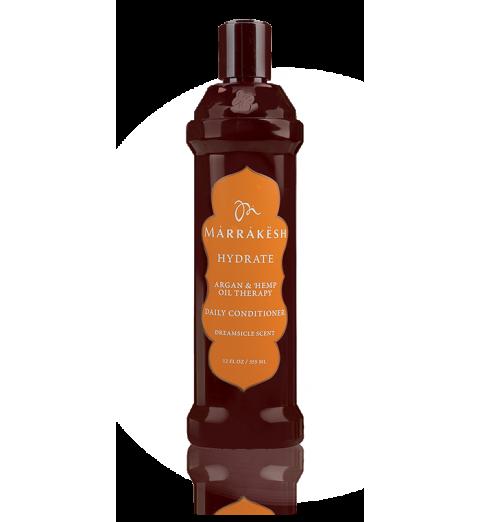 Marrakesh (Марракеш) Hydrate Conditioner Dreamsicle / Кондиционер для тонких волос (мандарин и слива), 355 мл