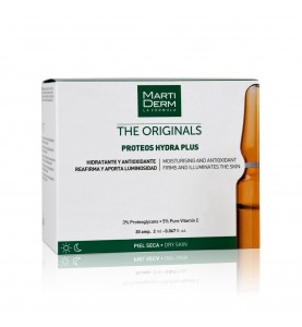 Martiderm The Originals Proteos Hydra Plus / Ампулы Протеос Гидра Плюс, 30x2 мл