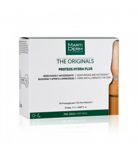 Martiderm The Originals Proteos Hydra Plus / Ампулы Протеос Гидра Плюс, 10x2 мл