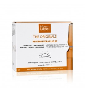 Martiderm The Originals Proteos Hydra Plus SP / Ампулы Протеос Гидра Плюс SP, 10x2 мл