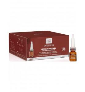 Martiderm Hair System Anti Hair-Loss Ampoules / Ампулы против выпадения волос, 14 шт по 3 мл