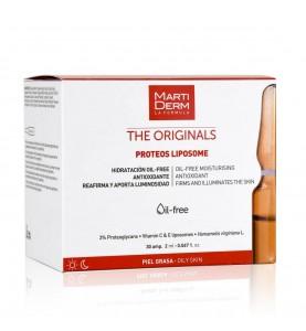 Martiderm The Originals Proteos Liposome / Ампулы Протеос с Липосомами, 30x2 мл
