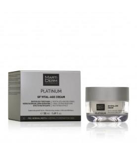 Martiderm Platinum GF Vital Age Cream piel Normal Mixta / Крем дневной для нормальной и комбинированной кожи, 50 мл