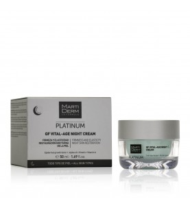 Martiderm Platinum GF Vital Age Night Cream / Крем ночной, 50 мл