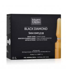 Martiderm Black Diamond Skin Complex + / Ампулы Скин Комплекс +, 10х2 мл