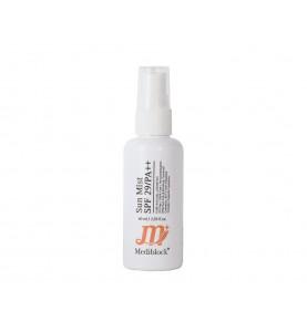 Mediblock+ (Медиблок) Sun Mist SPF 30 / Спрей солнцезащитный для лица и волос SPF 30, 60 мл