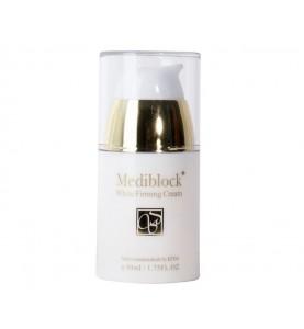 Mediblock+ (Медиблок) Whitening Firming Cream / Крем отбеливающий для лица, 50 мл
