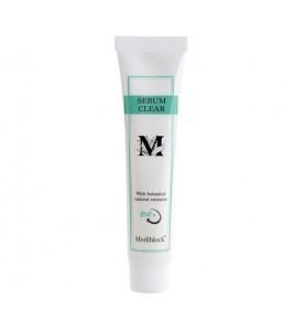 Mediblock+ (Медиблок) Sebum Clear / Крем Анти блеск для лица, 40 мл