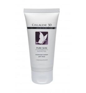 Medical Collagene 3D Enzyme Peel Pure Skin /  Энзимный пилинг для нормальной и комбинированной кожи, 50 мл