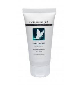 Medical Collagene 3D Enzyme Peel Sebo Norm / Энзимный пилинг для жирной кожи с экстрактом чабреца, 50 мл